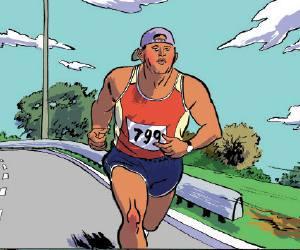 Emagreça correndo: é fácil e rápido!